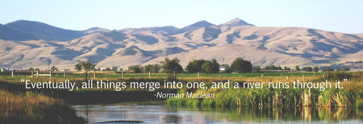 Norman Maclean Quote
