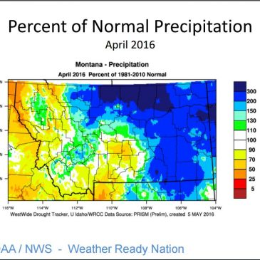May 2016 Water Supply Status and Outlook