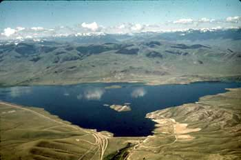 Clark Canyon Reservoir
